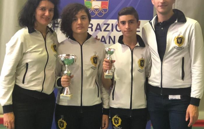 Galizzi D'Angelo Scherma